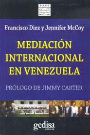 Libro Mediacion Internacional en Venezuela